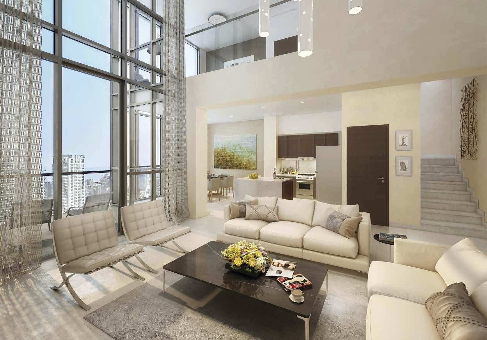 Bellevue Towers in Downtown Dubai
