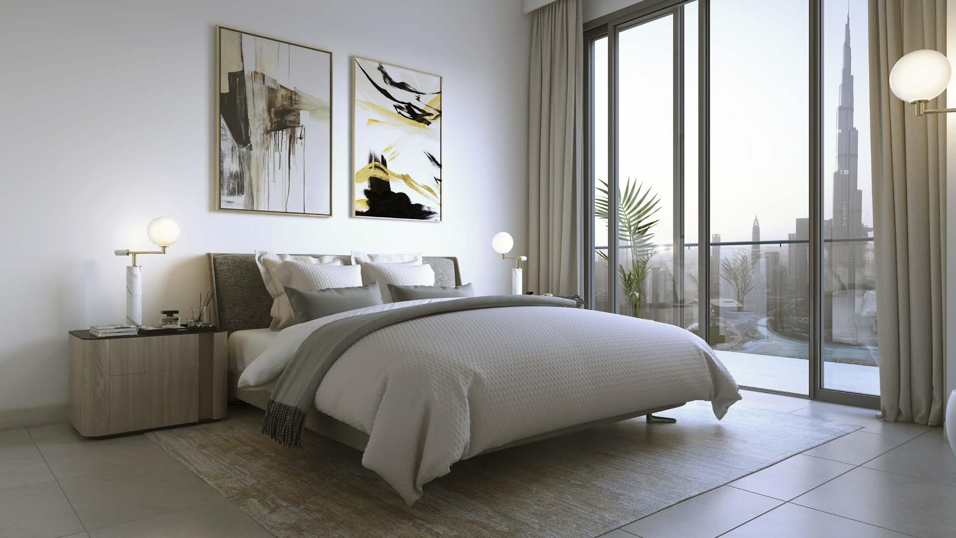 Burj Royale by Emaar in Downtown Dubai. Luxury apartments for sale in Dubai