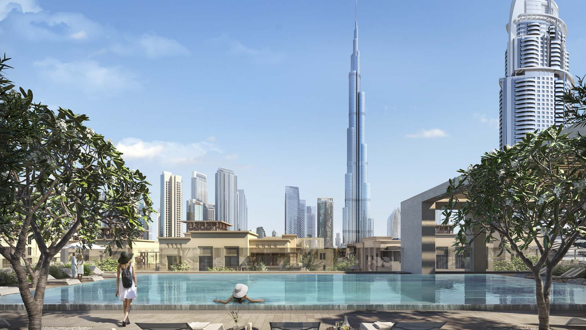 Burj Royale by Emaar in Downtown Dubai. Luxury apartments for sale in Dubai_3