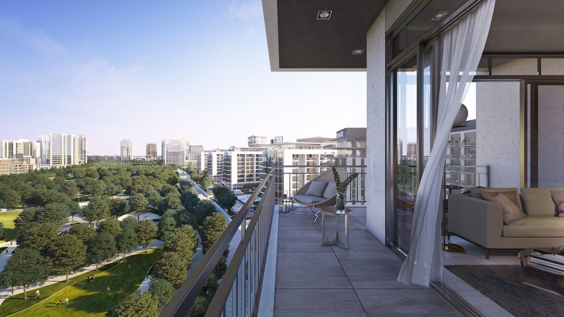 Executive Residences by Emaar in Dubai Hills
