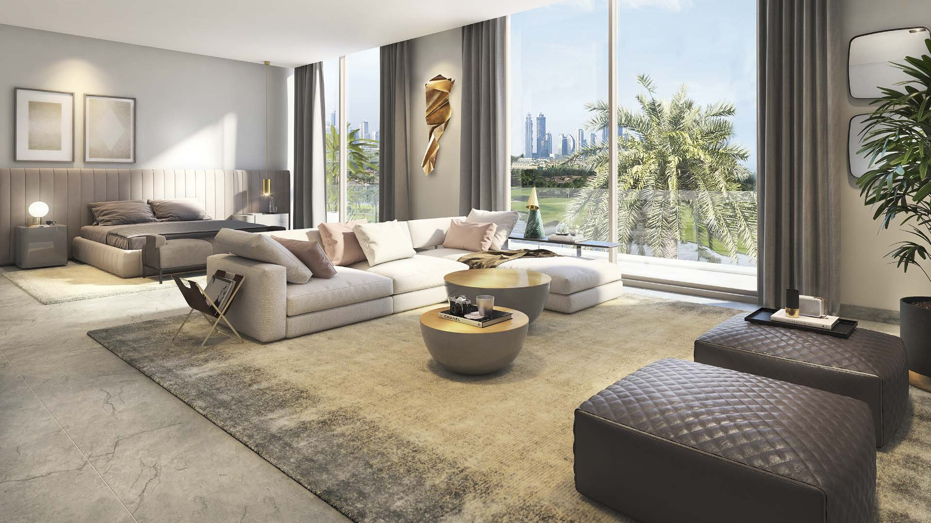Interior Golf Place by Emaar at Dubai Hills Estate