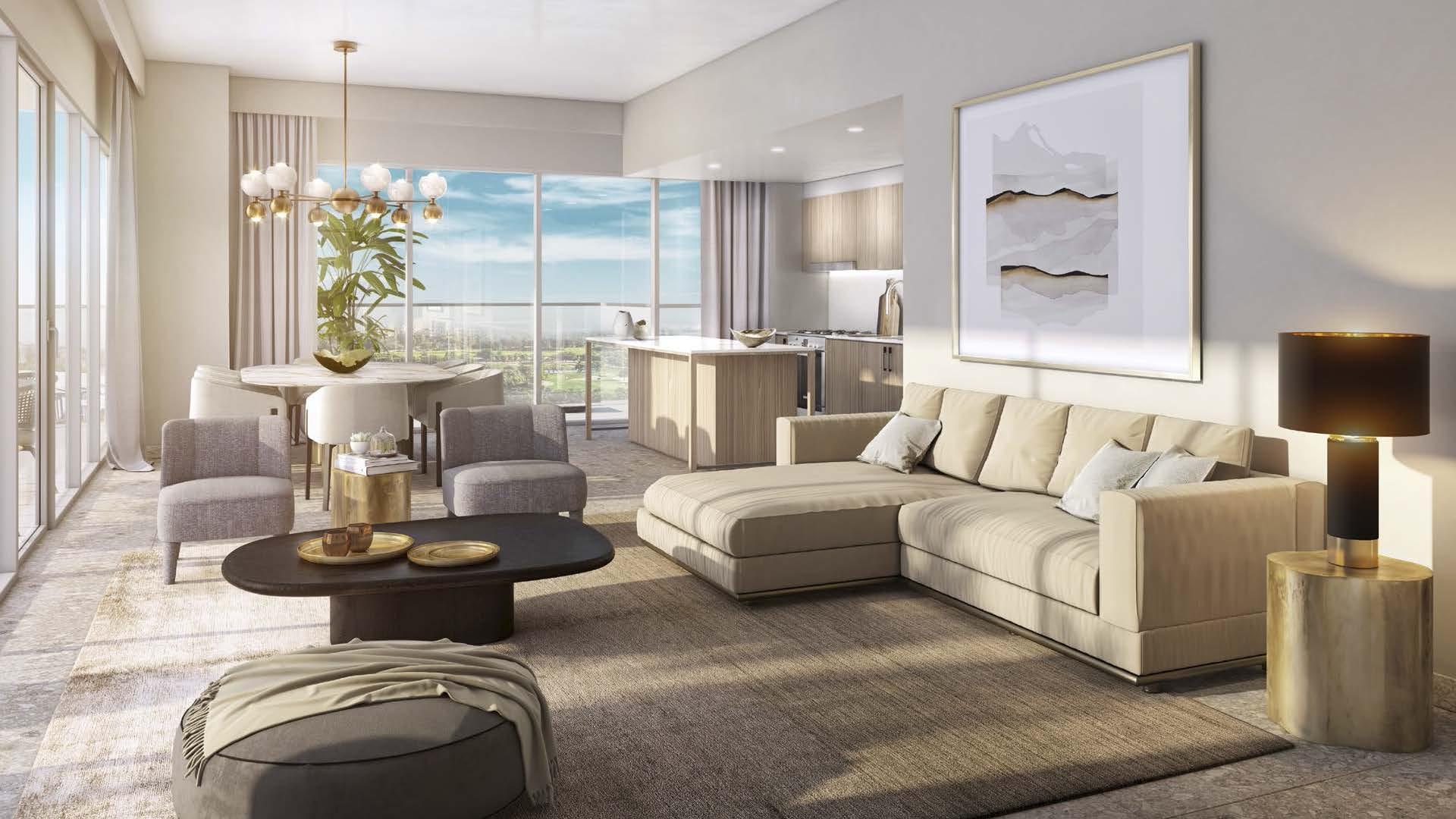 Interior Golf Suites by Emaar at Dubai Hills