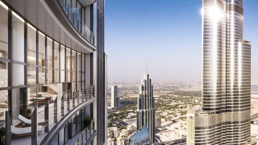 Exterior IL Primo by Emaar at The Opera District