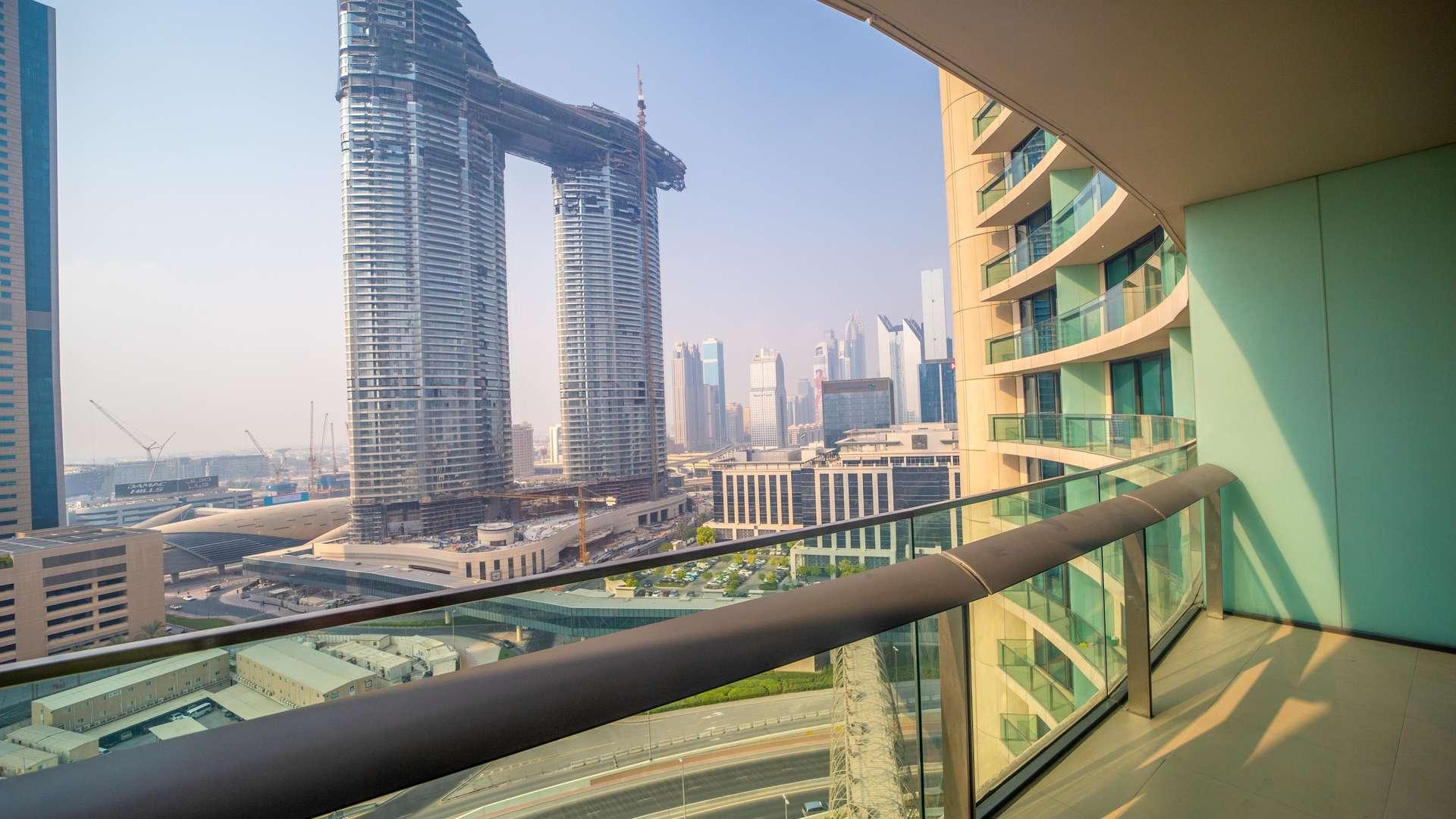 Burj Vista by EMAAR in Downtown Dubai, Dubai.