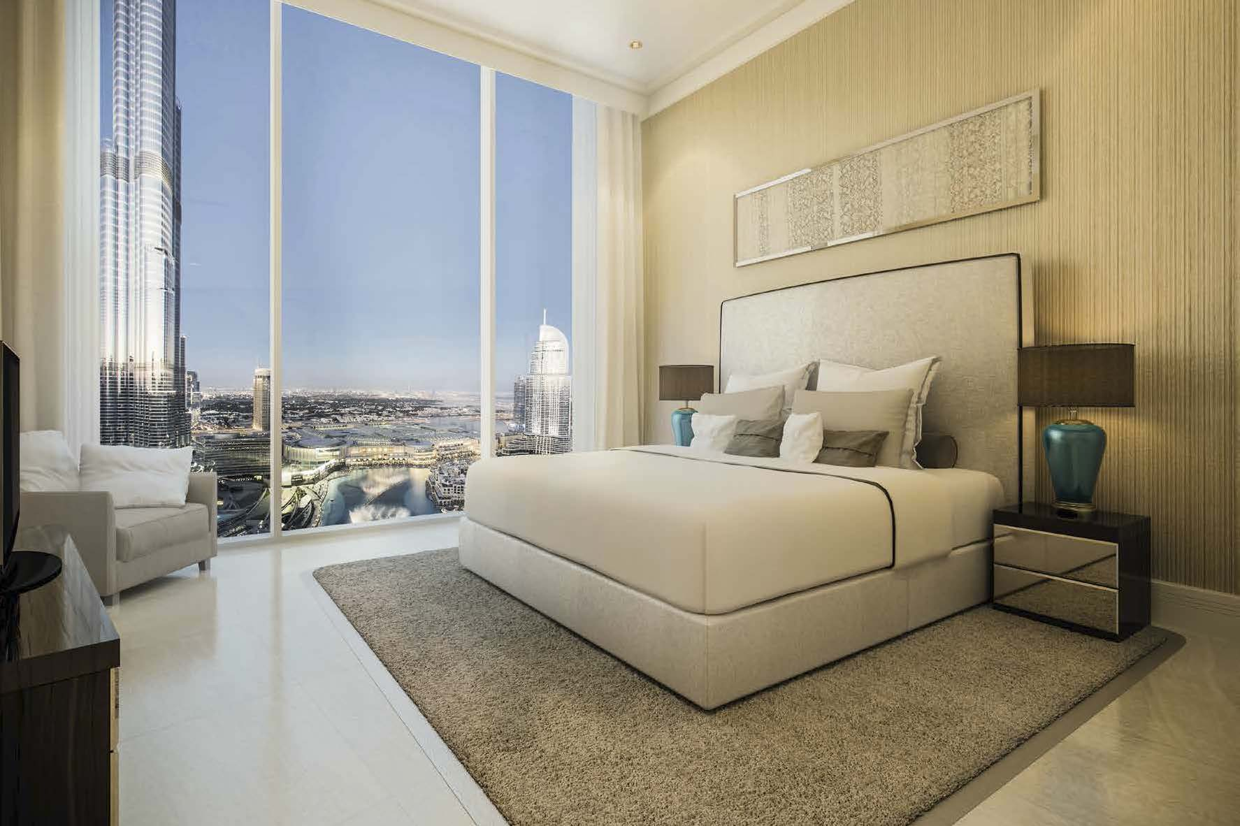 Opera Grand by Emaar at Downtown Dubai. Luxury apartments for sale in Dubai.