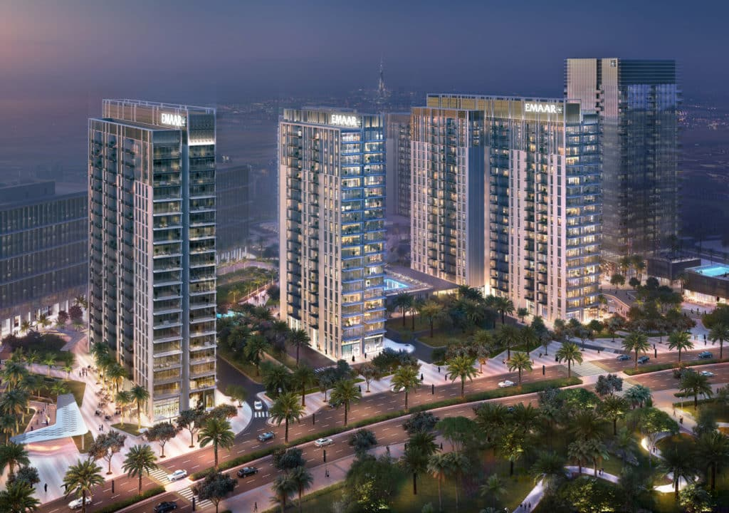 Park Heights by EMAAR in Dubai Hills, Dubai
