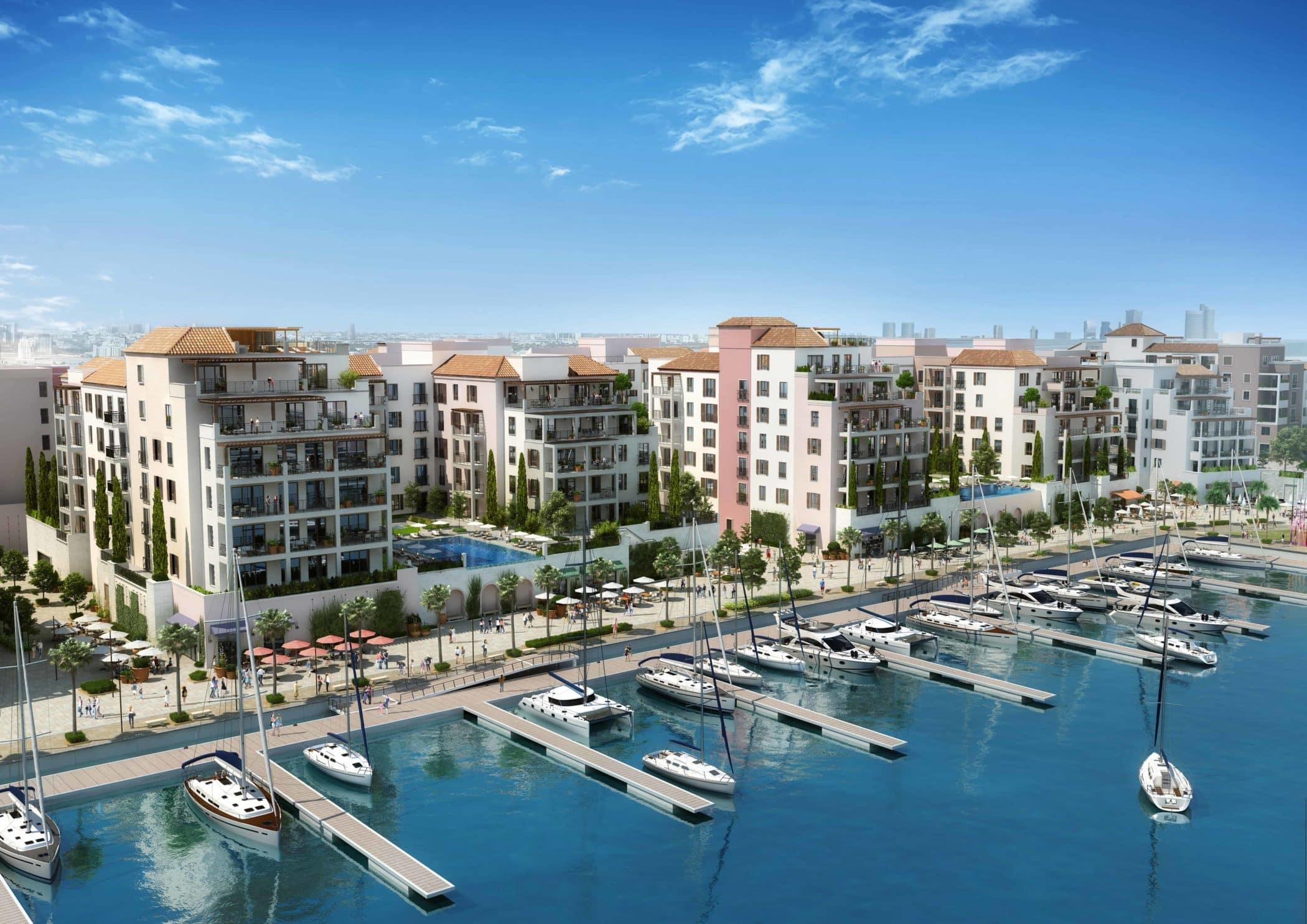 Port De La Mer by MERAAS. Apartments for Sale in Dubai