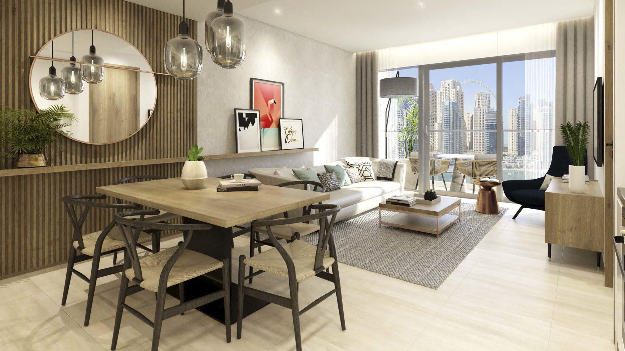 Vida Residences by Emaar at Dubai Marina. Luxury apartments for sale in Dubai