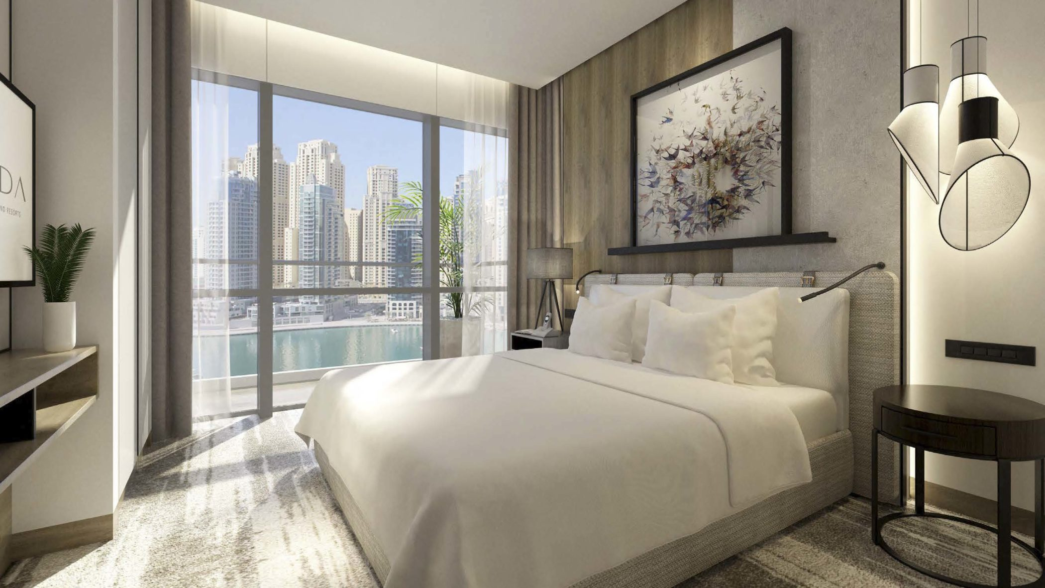 Vida Residences by Emaar at Dubai Marina. Luxury apartments for sale in Dubai._3