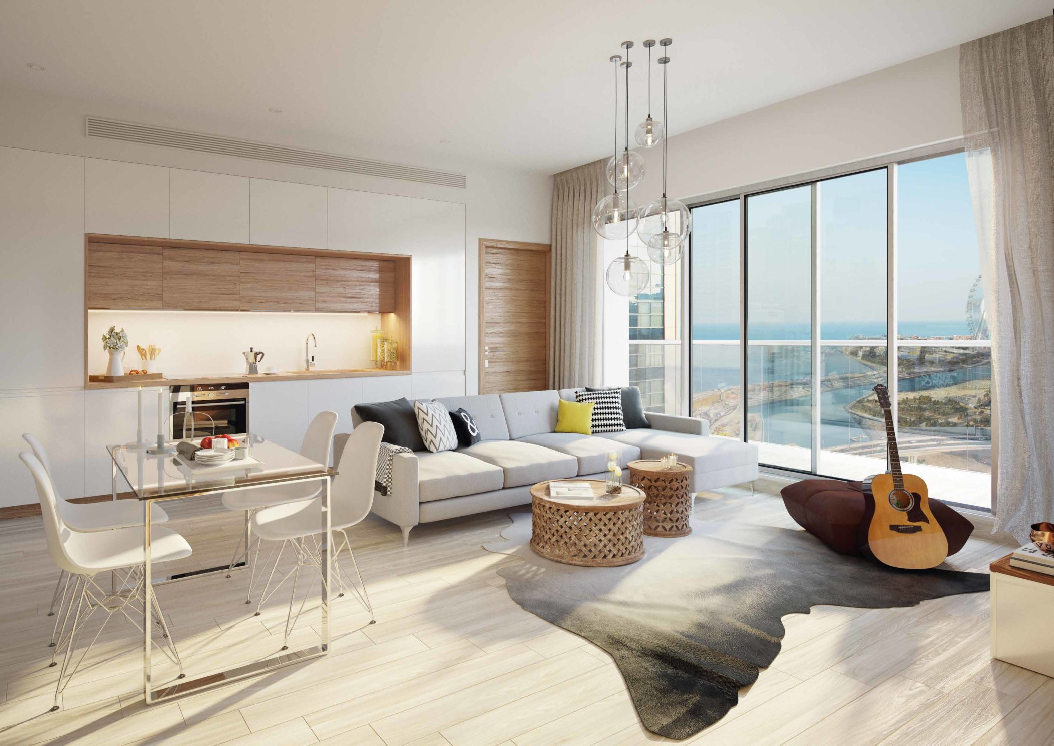 Studio One by Select Group in Dubai Marina