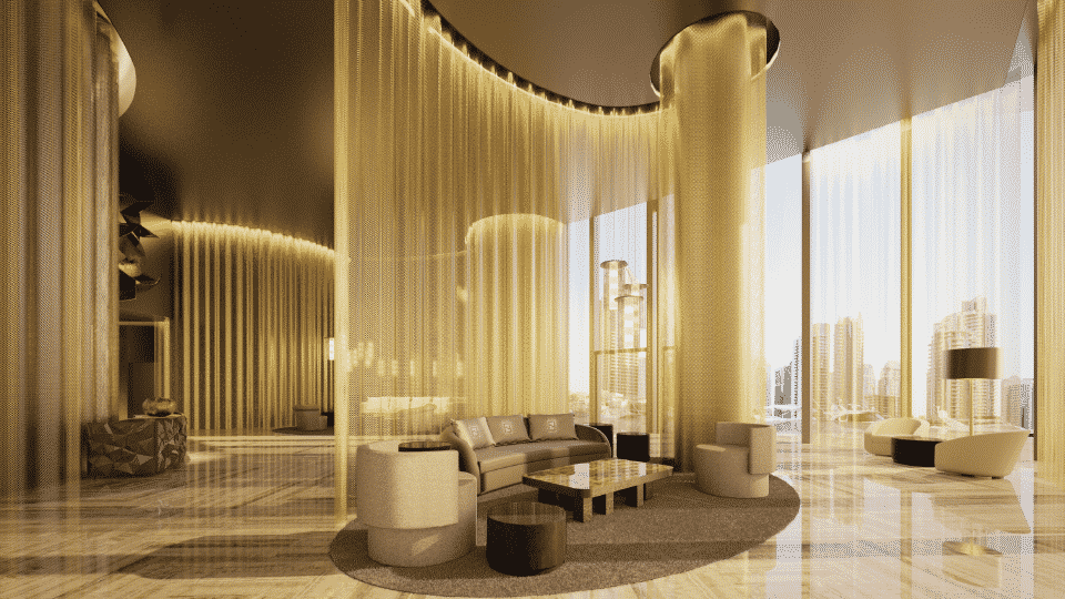Damac Residenze by Damac at Dubai Marina. Luxury apartments for sale in Dubai 3