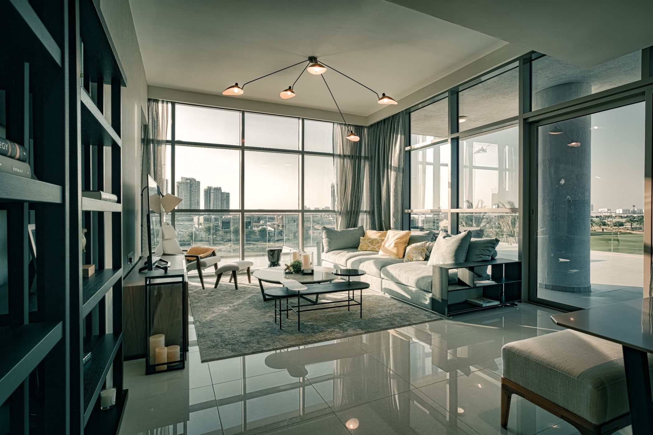 Golf Town by Damac at Damac Hills. Luxury apartments for Sale in Dubai