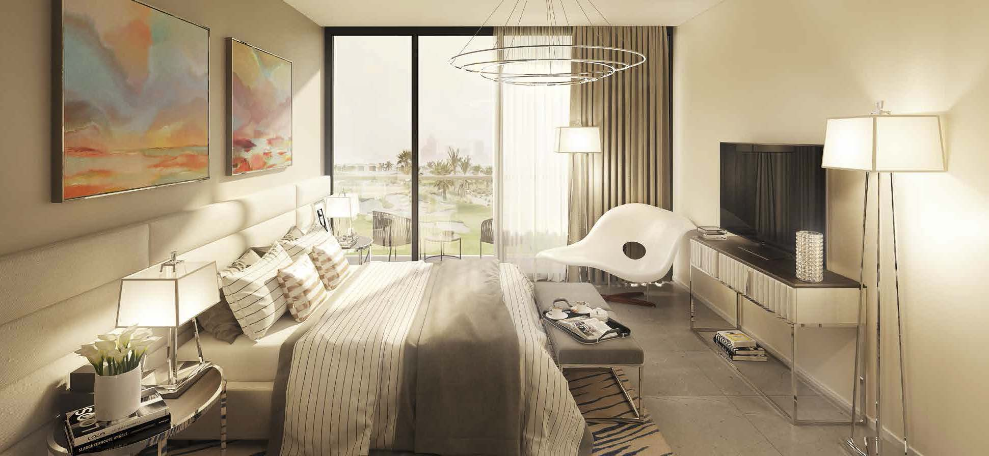 Skyview Levels Golf Vita by Damac at Damac Hills. Luxury apartments for Sale