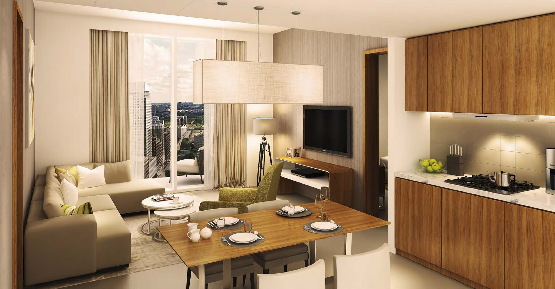 Vĕra Residences by Damac at Business Bay. Luxury apartments for Sale in Dubai_32