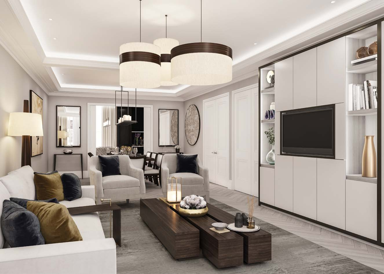 35 Old Queen Street at Westminster, London. Luxury apartments for Sale in London_31