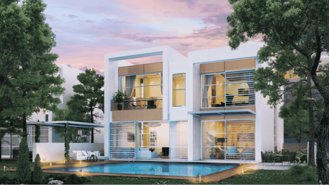 Adria Villas by Damac at Akoya. Luxury apartments for Sale in Dubai l-3 1