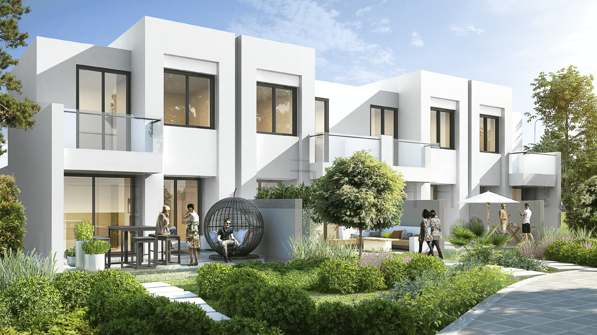 Bait Al Aseel apartments by Damac at Akoya. Luxury apartments for Sale in Dubai 2