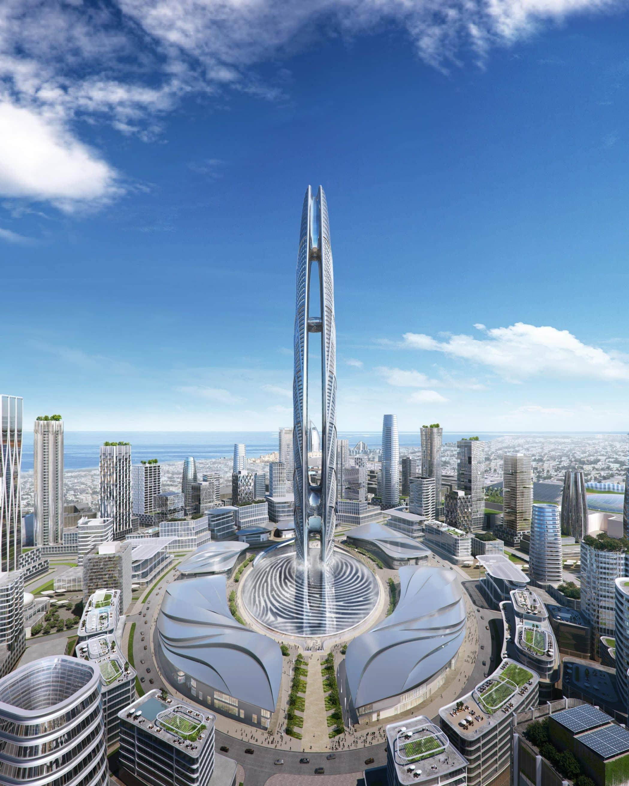 Burj Jumeira by Dubai Holding at Downtown Jumeirah. Luxury apartments for Sale in Dubai