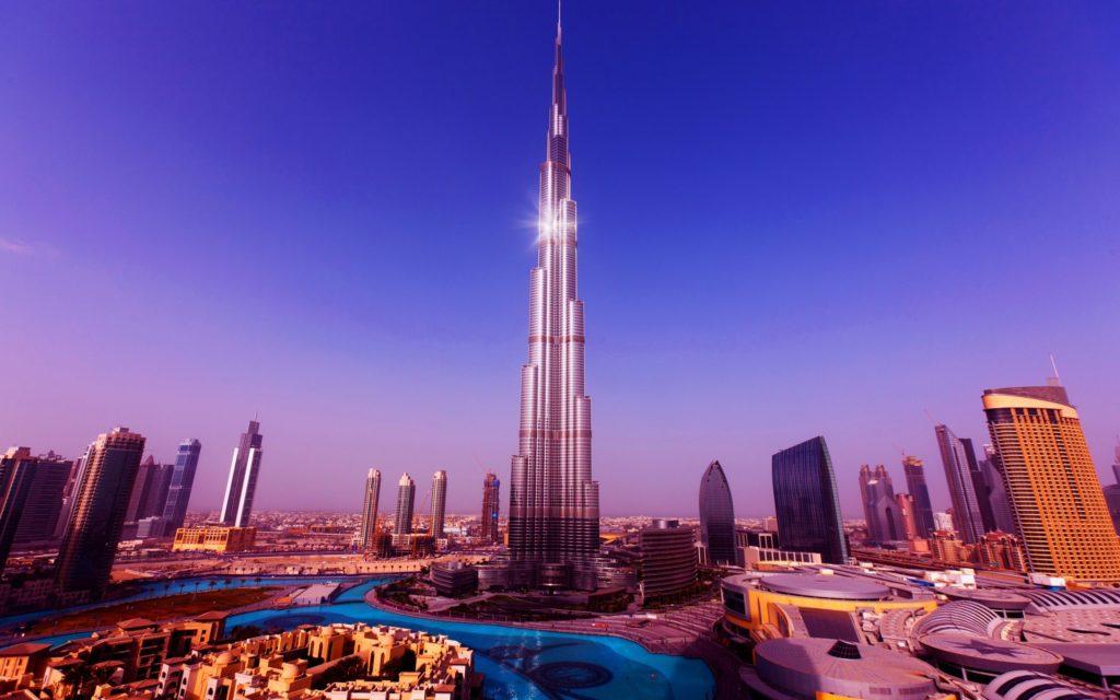 Burj Khalifa by Emaar in Downtown Dubai. Luxury apartments for Sale in Dubai