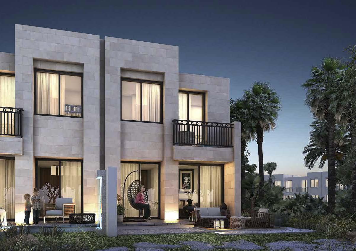 Hajar Villas by Damac at Akoya. Luxury apartments for Sale in Dubai_2