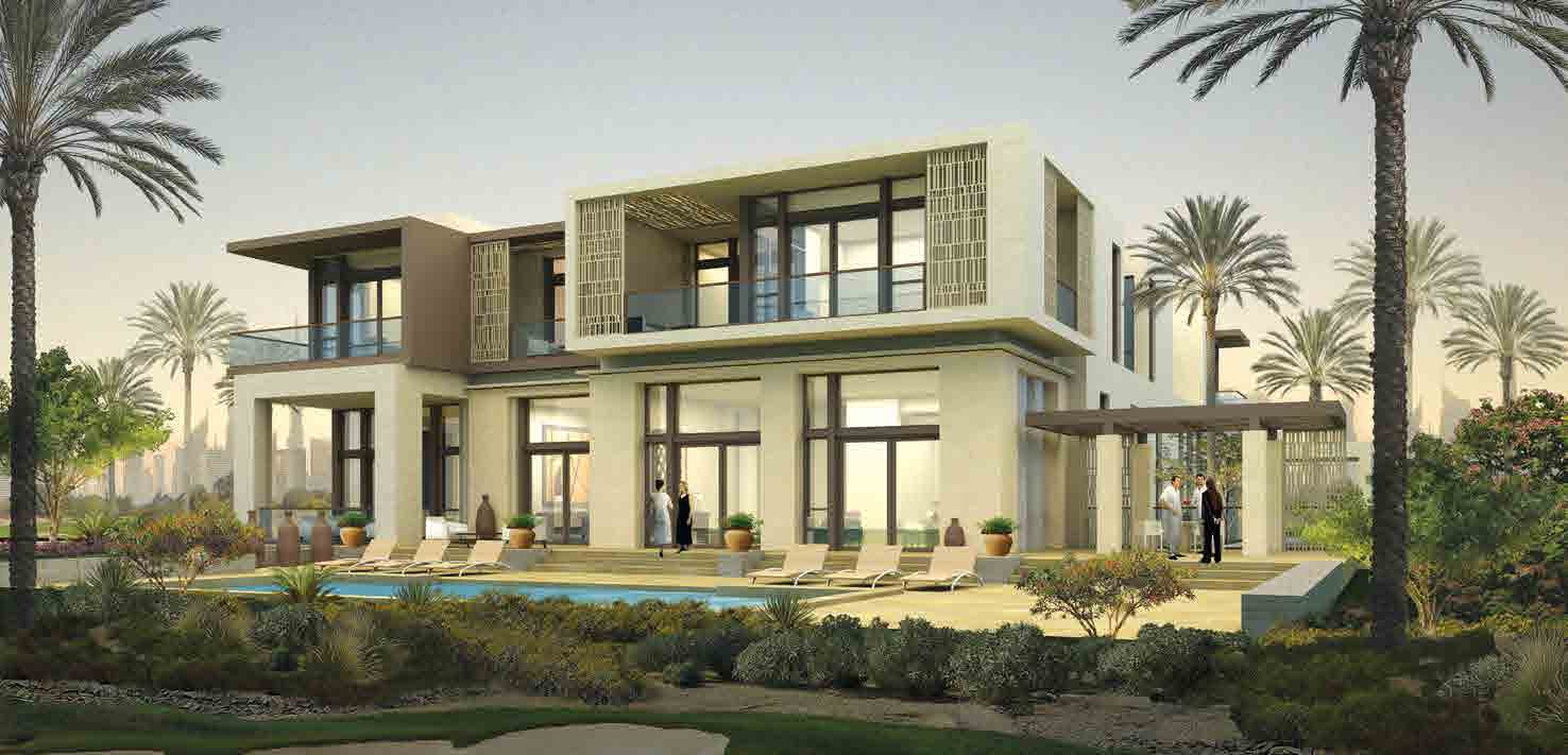 Mansions by D&B Properties at Dubai Hills. Luxury apartments for Sale in Dubai 3 2