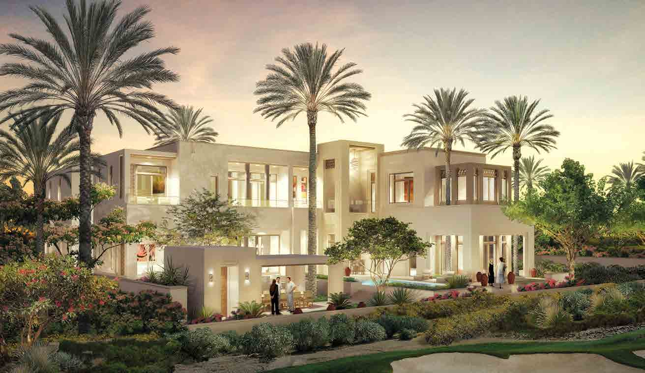 Mansions by D&B Properties at Dubai Hills. Luxury apartments for Sale in Dubai 3 3