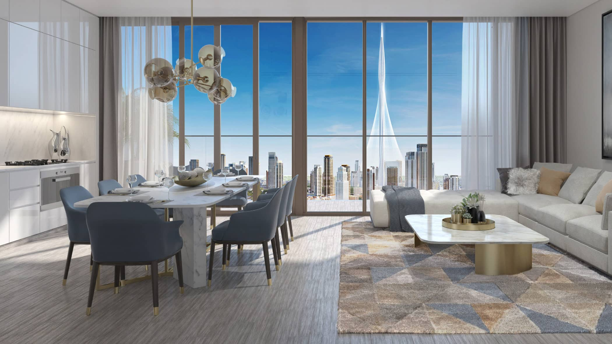 Palace Residences by Emaar. Luxury apartments for Sale in Dubai 10