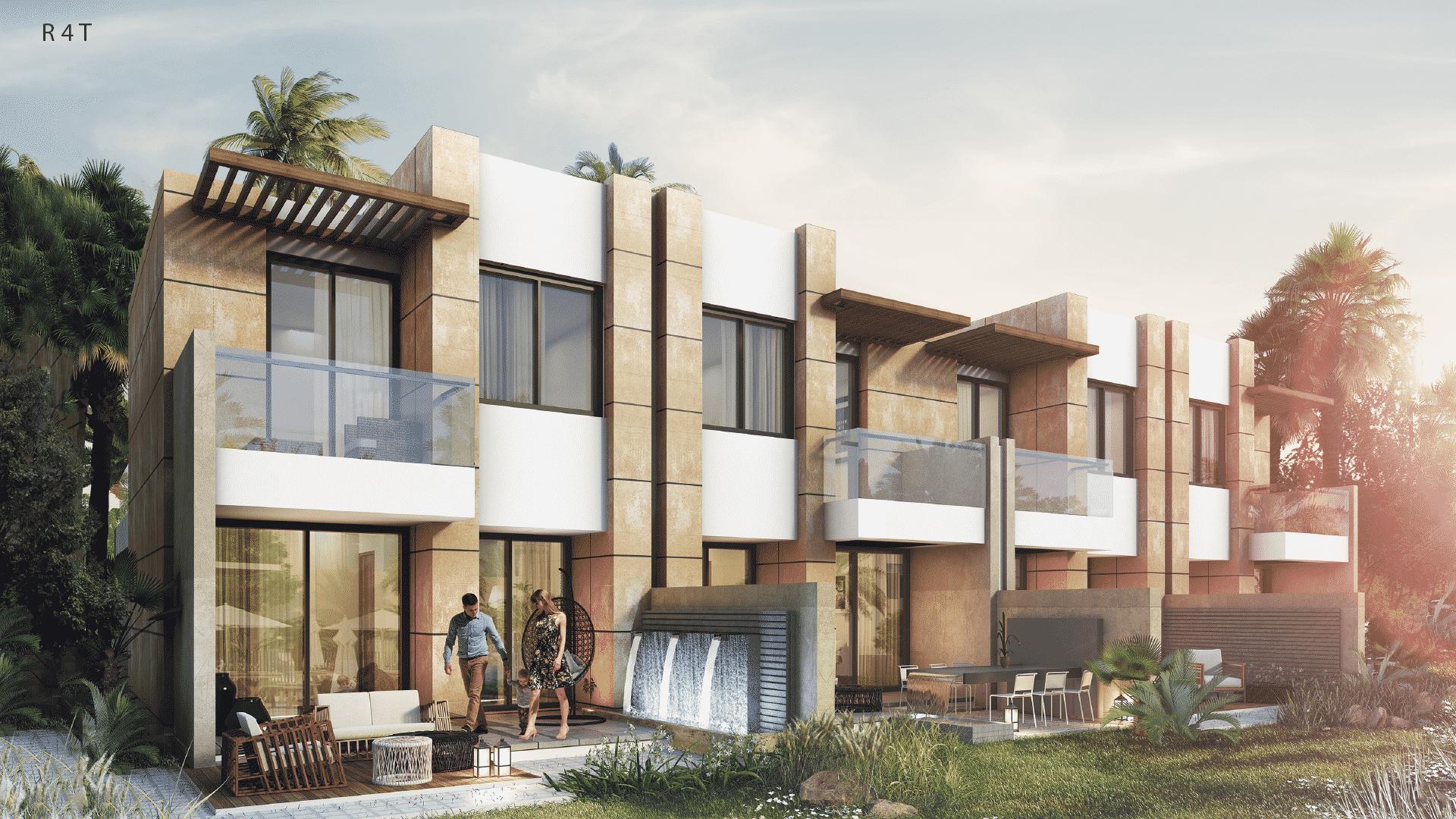 Sahara Villas by Damac at Akoya. Luxury apartments for Sale in Dubai. 2