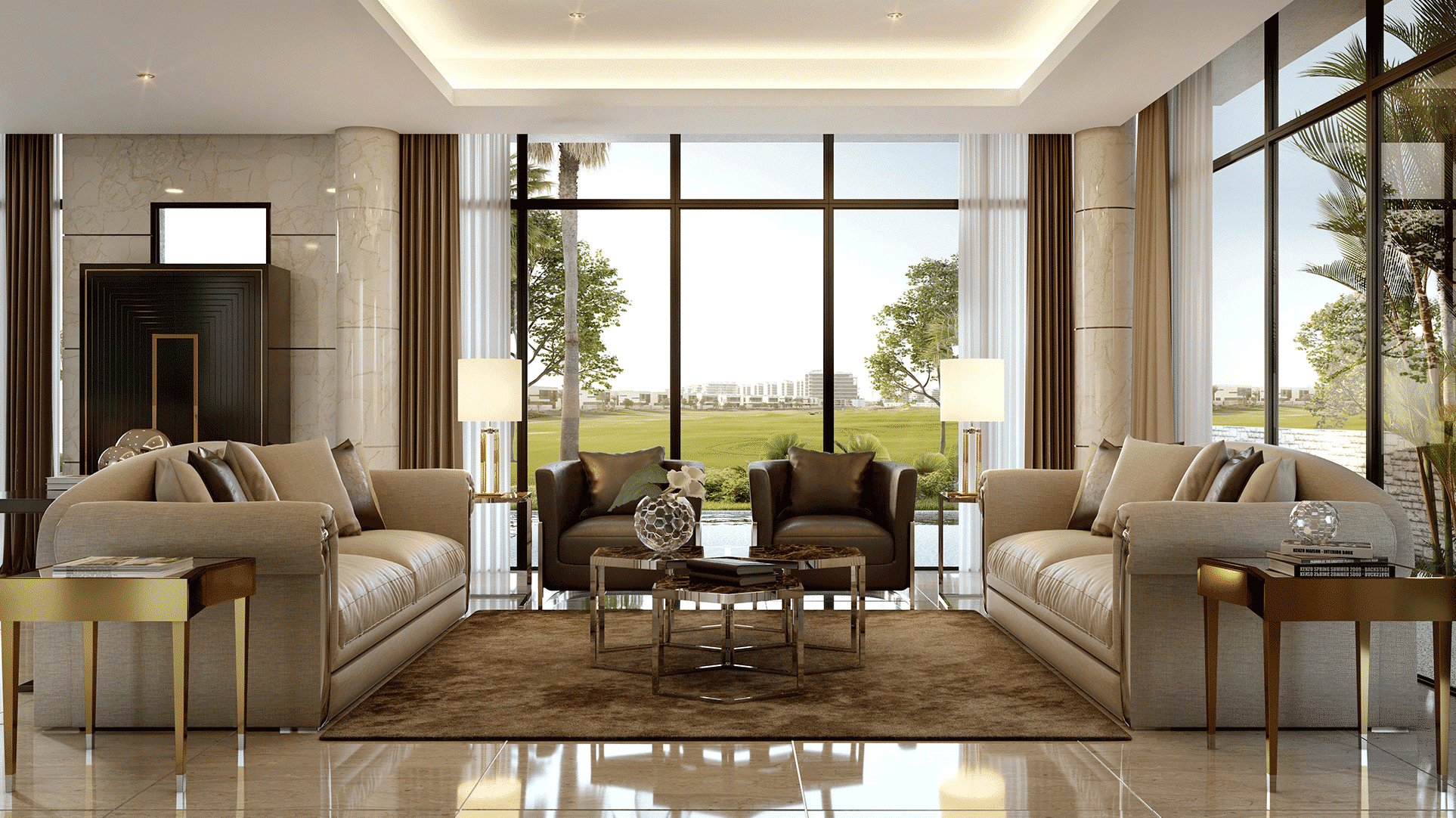 The Trump Estates by Damac at Damac Hills. Luxury apartments for Sale in Dubai 1