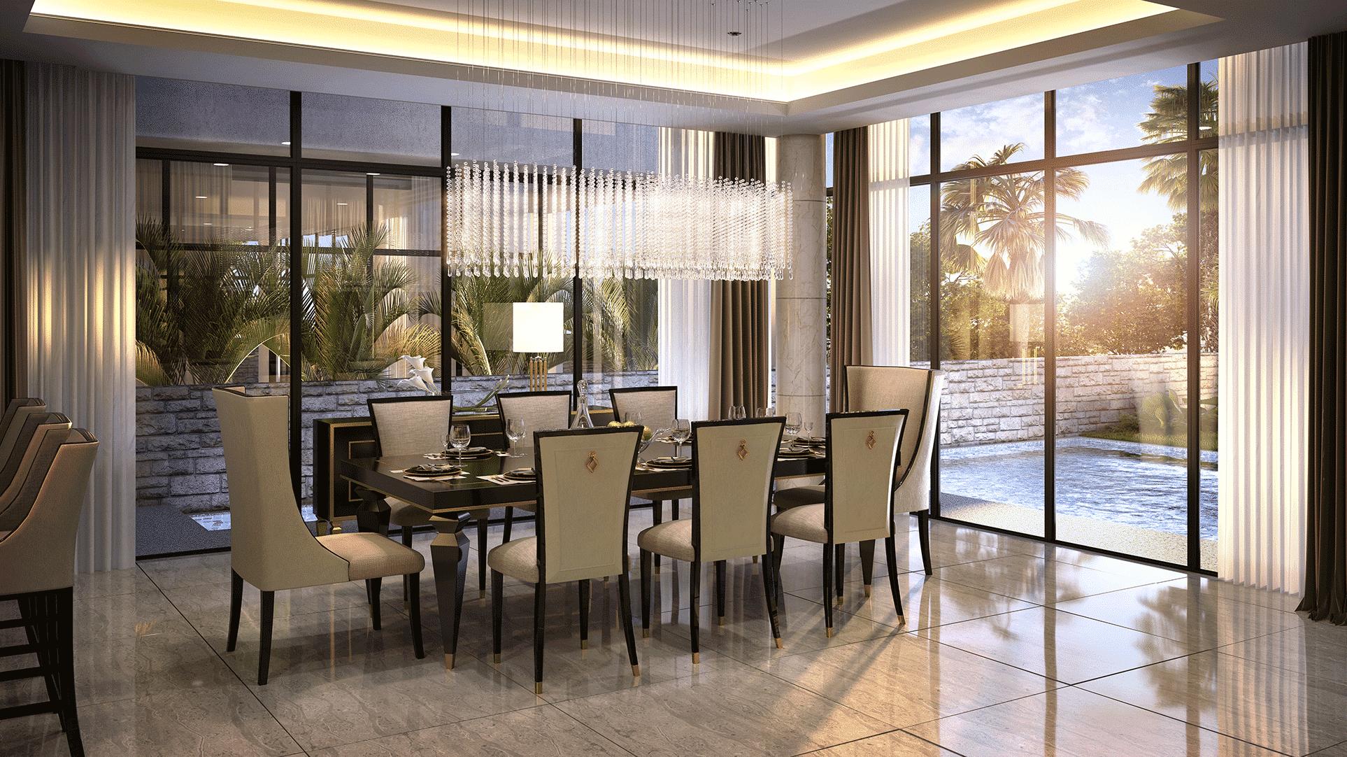 The Trump Estates by Damac at Damac Hills. Luxury apartments for Sale in Dubai