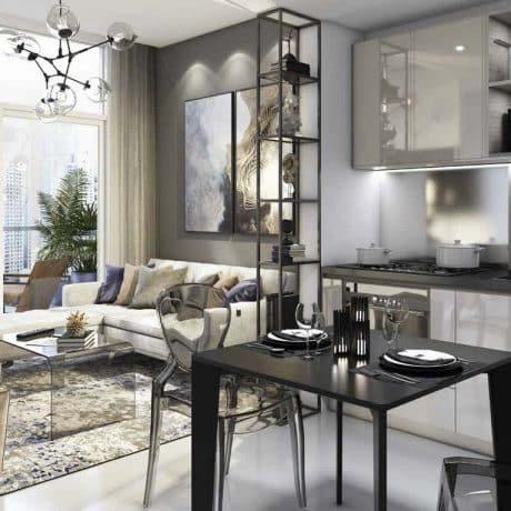 Zada квартиры в Business Bay от Damac. Продажа премиум квартир в Дубае 3 3