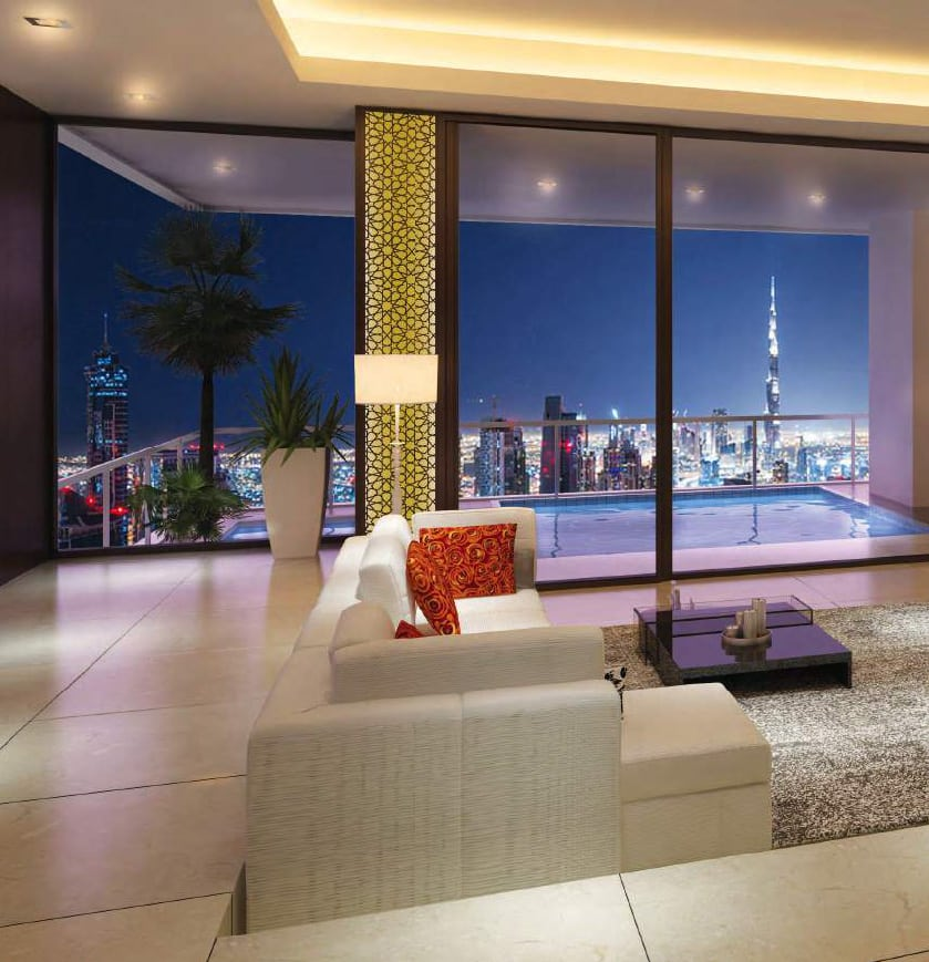 Al Habtoor City by Al Habtoor Group in Business Bay. Luxury apartments for Sale in Dubai 3 1