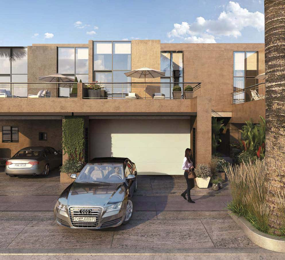 Cassia at the Fields by G&Co in Mohammed bin Rashid City. Luxury apartments for Sale in Dubai