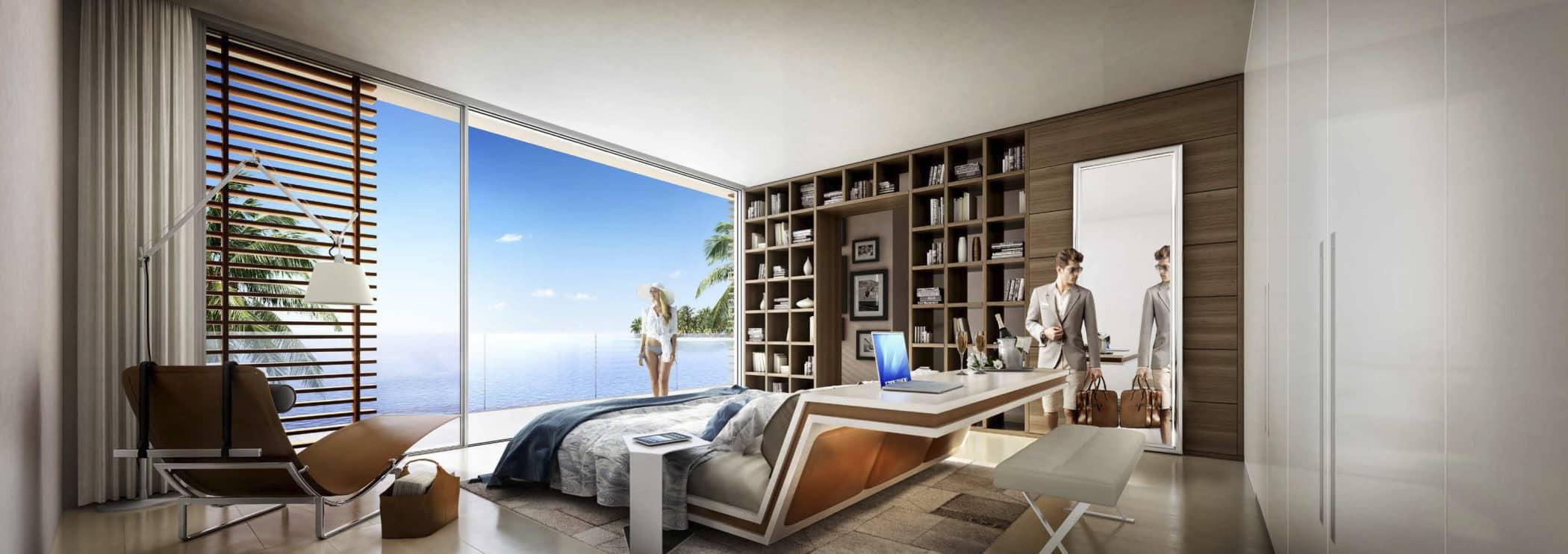 Germany Villas on The World Islands