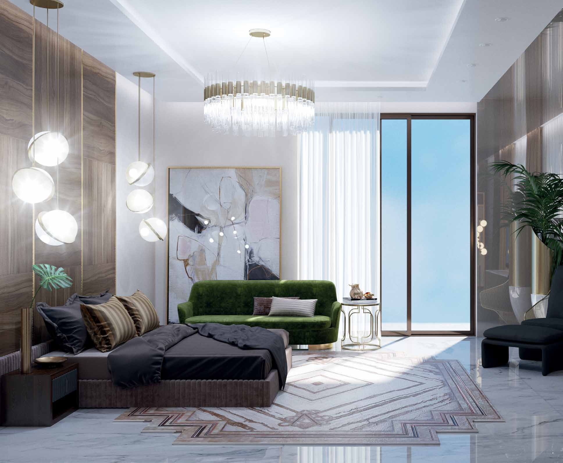 Living Legends by Tanmiyat in Dubailand. Luxury apartments for Sale in Dubai 3 2