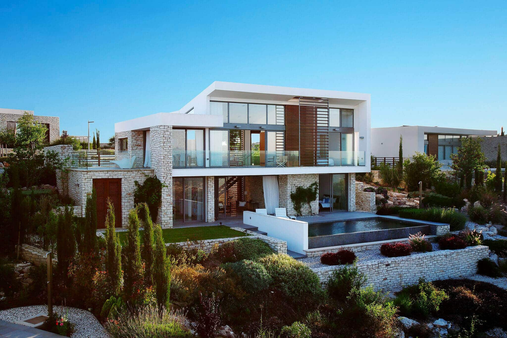 Minthis by Pafilia in Pafos — Apartments for Sale in Cyprus
