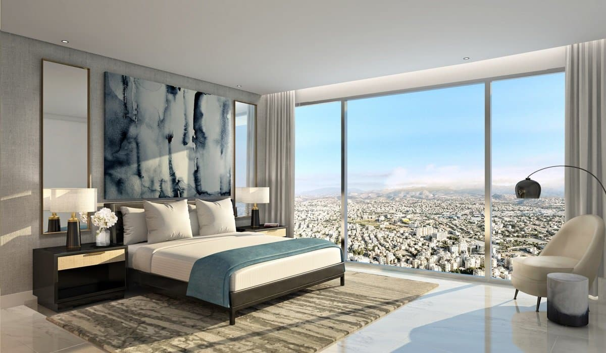 ONE by Pafilia in Limassol. Luxury apartments for Sale in Cyprus