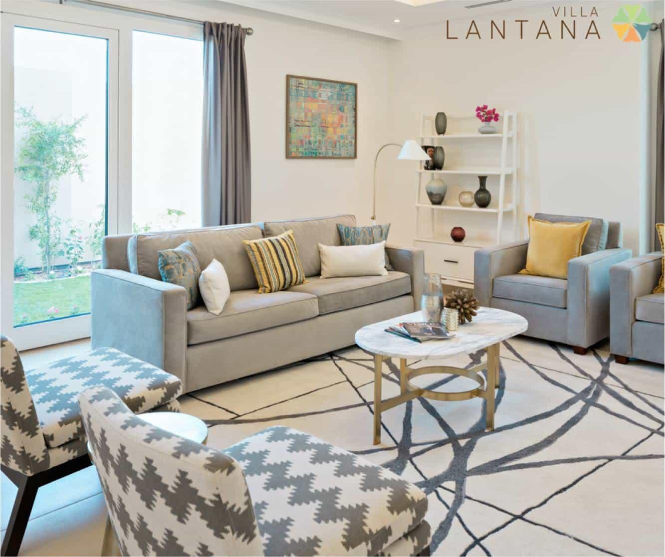 Villa Lantana by TECOM Group in Al Barsha. Luxury apartments for Sale in Dubai