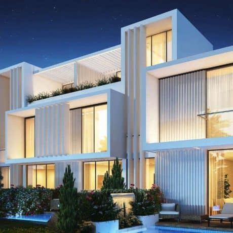 Aurum Villas в Akoya от Damac Properties. Продажа недвижимости премиум-класса в Дубае 3 1