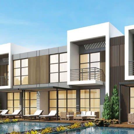 Aurum Villas в Akoya от Damac Properties. Продажа недвижимости премиум-класса в Дубае 3 2