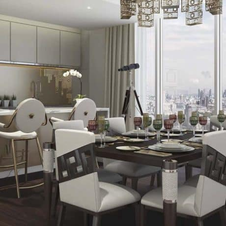 Aykon London One от Damac Properties. Продажа недвижимости премиум-класса в Лондоне