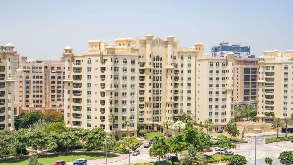 Shoreline by Nakheel in Palm Jumeirah. Premium apartments for Sale in Dubai