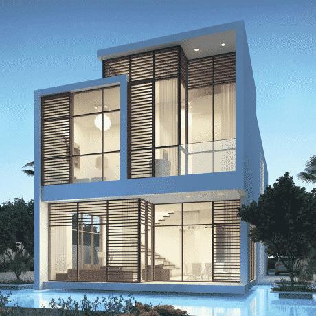 The Park Villas в Damac Hills от Damac Properties. Продажа недвижимости премиум-класса в Дубае 3 1