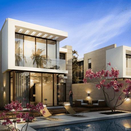 The Park Villas в Damac Hills от Damac Properties. Продажа недвижимости премиум-класса в Дубае 3 3