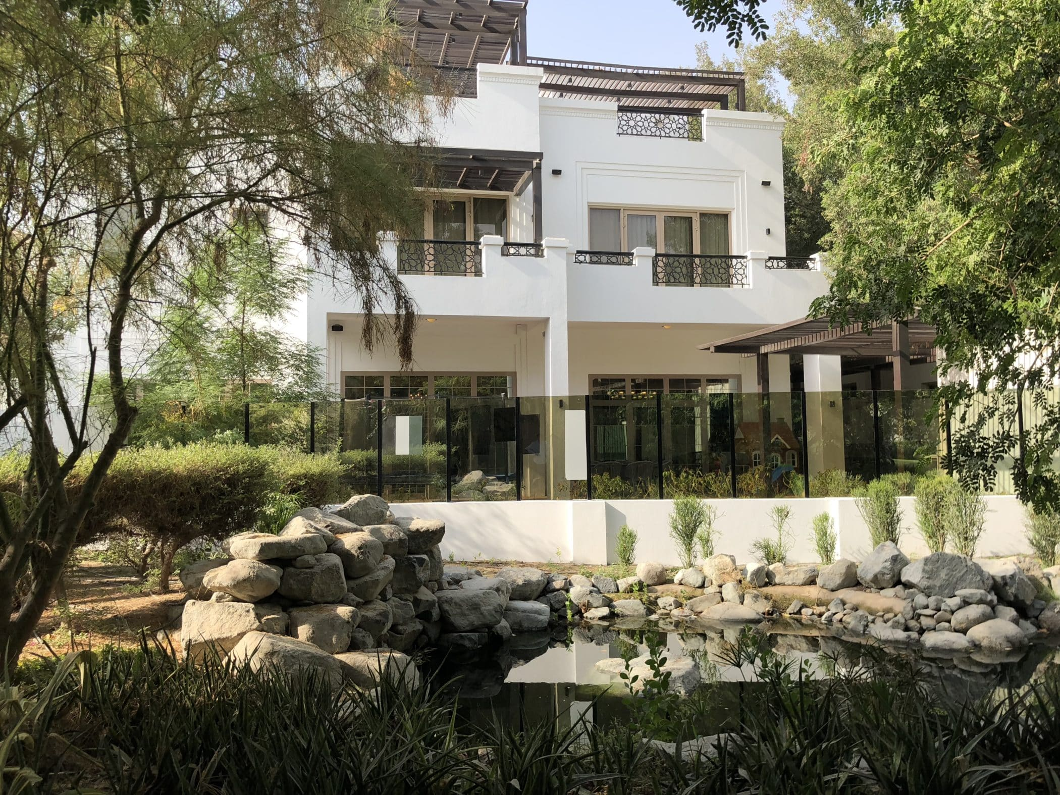 The Reserve by Al Barari in Al Barari. Premium villas for Sale in Dubai 2 2