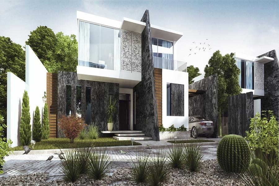 Rukan Villas by Rukan in Dubailand. Premium apartments for Sale in Dubai 3 1