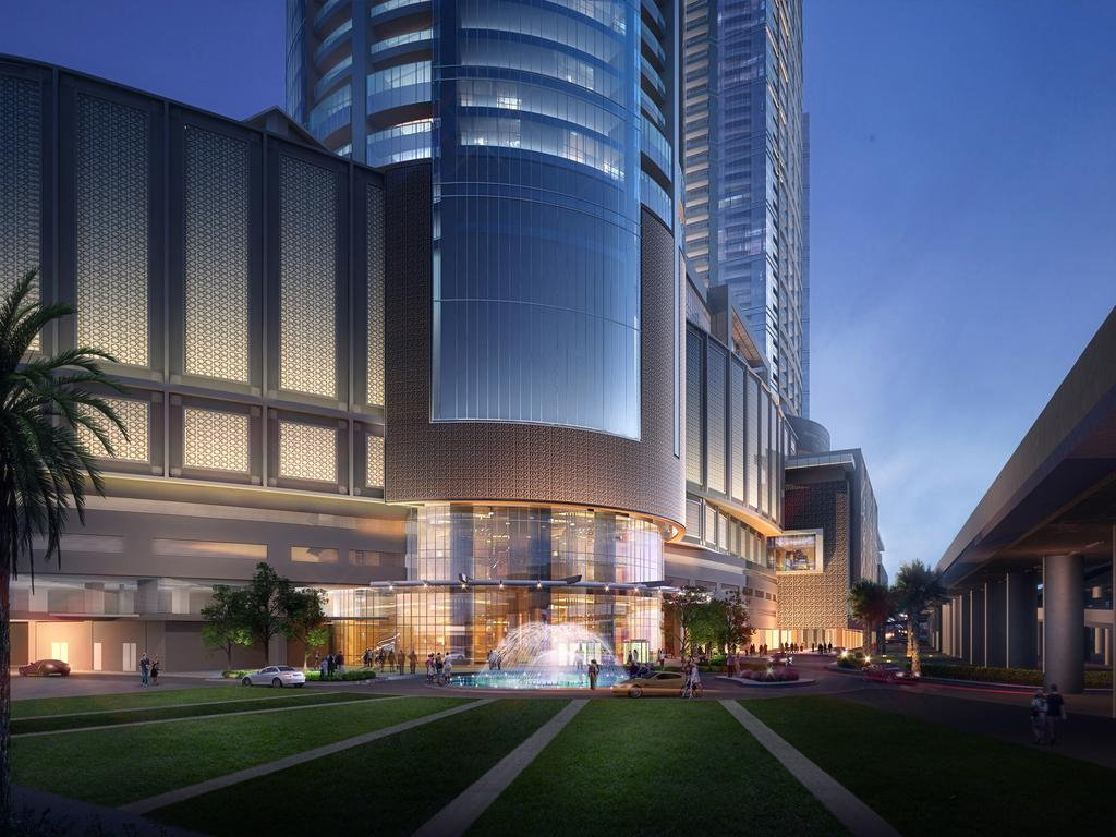 The Palm Gateway by Nakheel in Palm Jumeirah. Premium apartments for Sale in Dubai