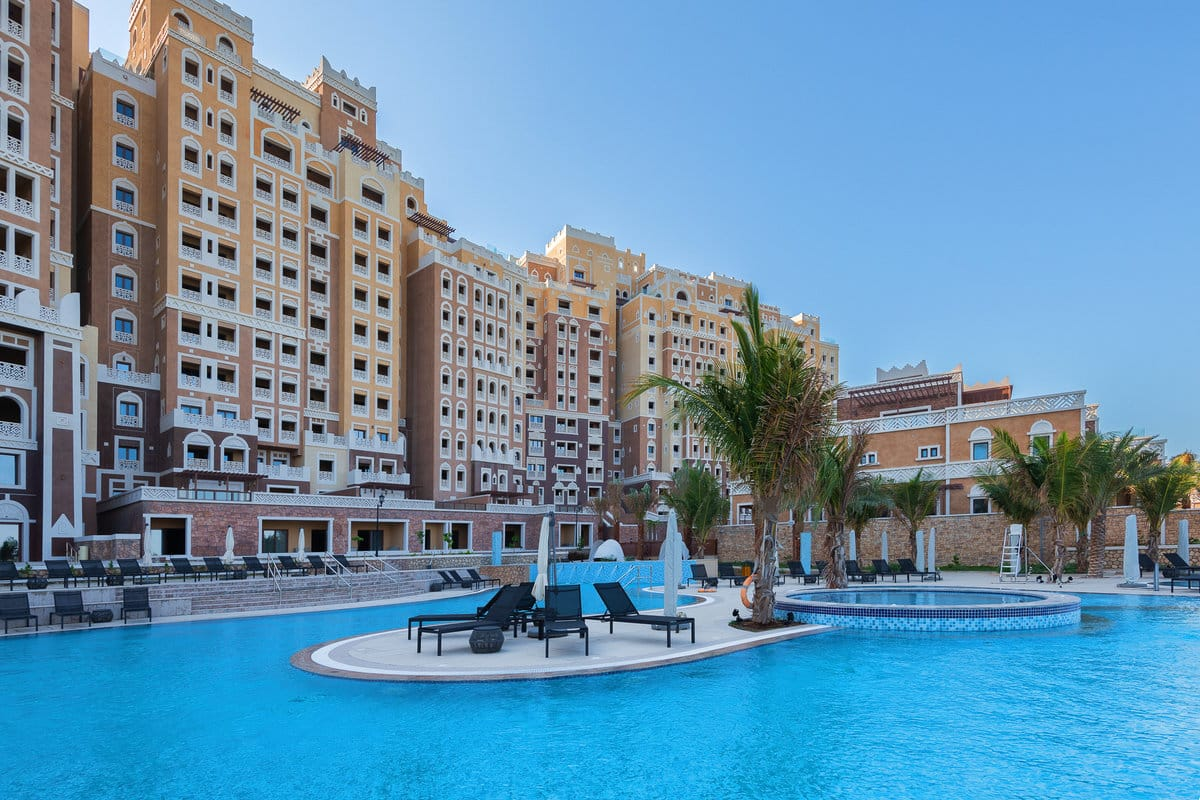 Kingdom of Sheba by IFA in Palm Jumeirah. Premium apartments for Sale in Dubai 1