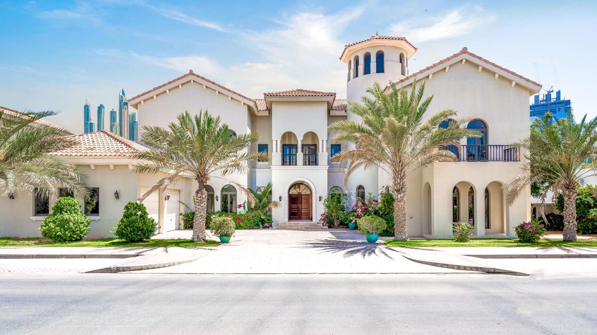 Palm Frond Villas by Nakheel in Palm Jumeirah. Premium villas for Sale in Dubai 3 3