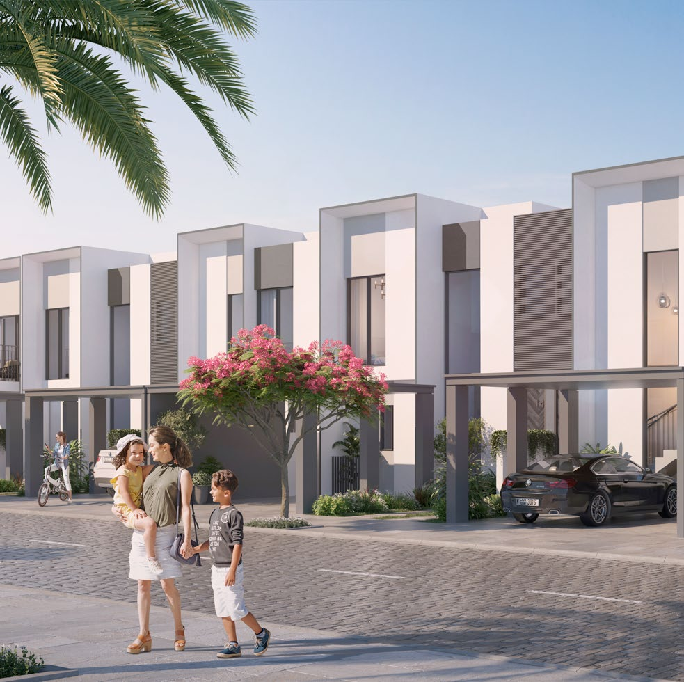 The Valley by EMAAR in Dubailand. Premium apartments for Sale in Dubai 3 3